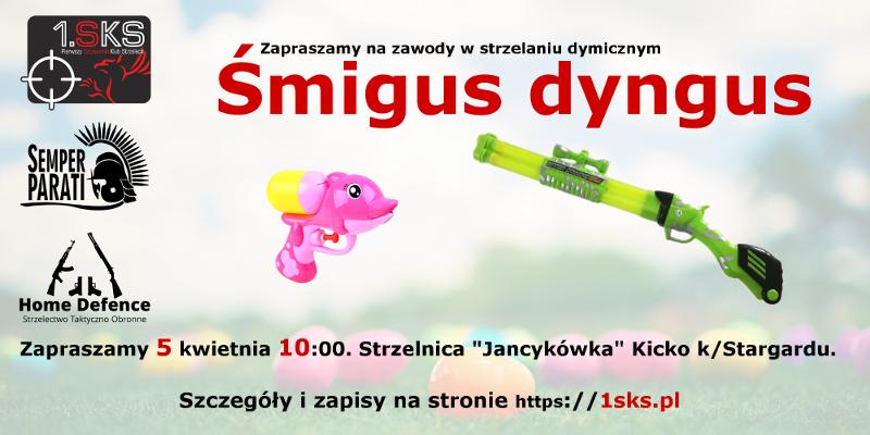 """2020-04-05 – Zawody """"Śmigus Dyngus"""""""
