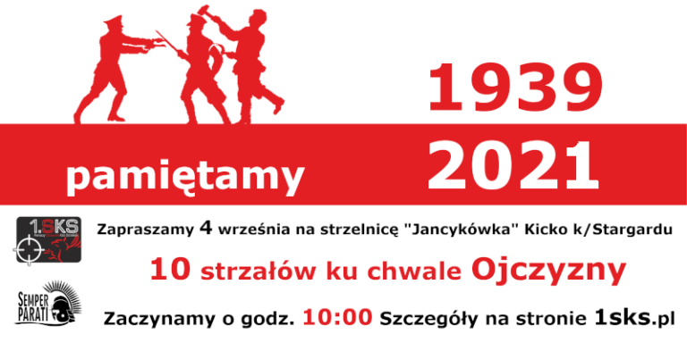 Read more about the article 2021-09-04 – 10 Strzałów ku chwale Ojczyzny